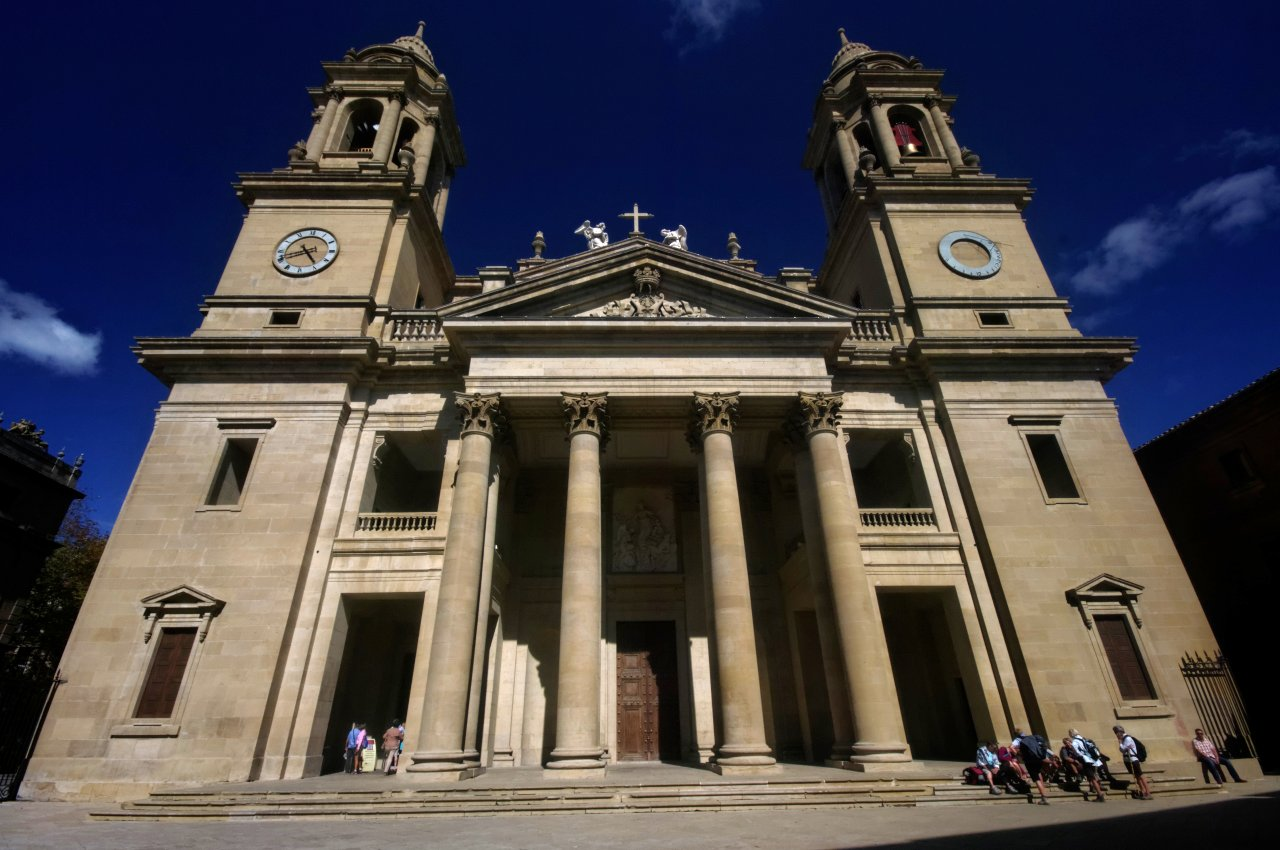 Cathedral of Pamplona, Cities in Spain