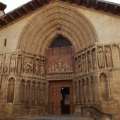 Church of San Bartolomé, Logrono, Spain