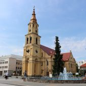 Church in town center, Zvolen, Best places to visit in Slovakia