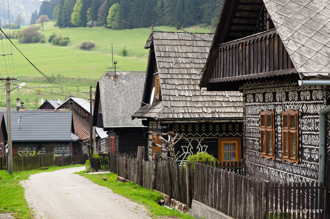 Čičmany, Best places to visit in Slovakia