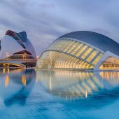 City of Arts and Sciences, Valencia, Cities in Spain
