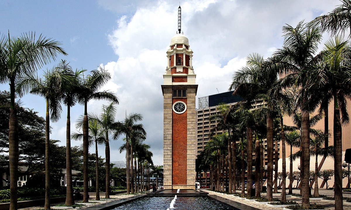 Clock Tower, Places to Visit in Hong Kong