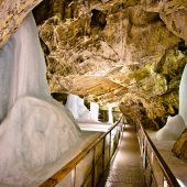 Demanovska Ice Cave, Best places to visit in Slovakia