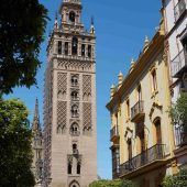 Giralda Bell Tower, Seville, Spain