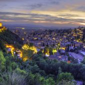 Granada, Cities in Spain