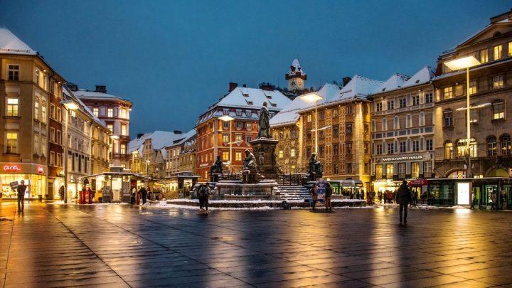 Graz, Best Places to Visit in Austria