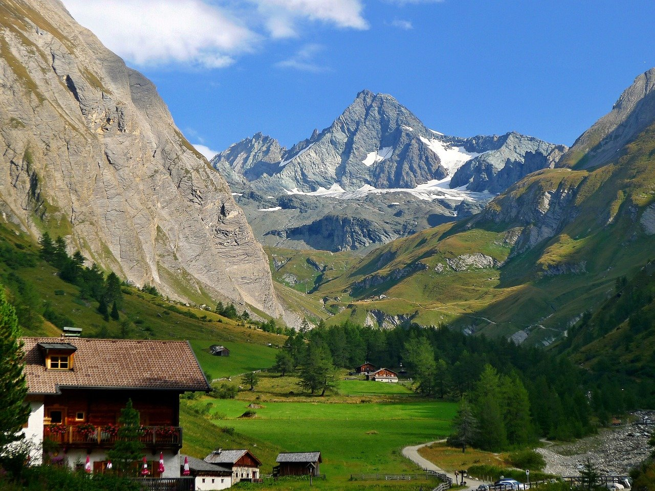 Grossglockner Apline Road, Best places to visit in Austria