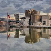 Guggenheim Museum Bilbao, Cities in Spain