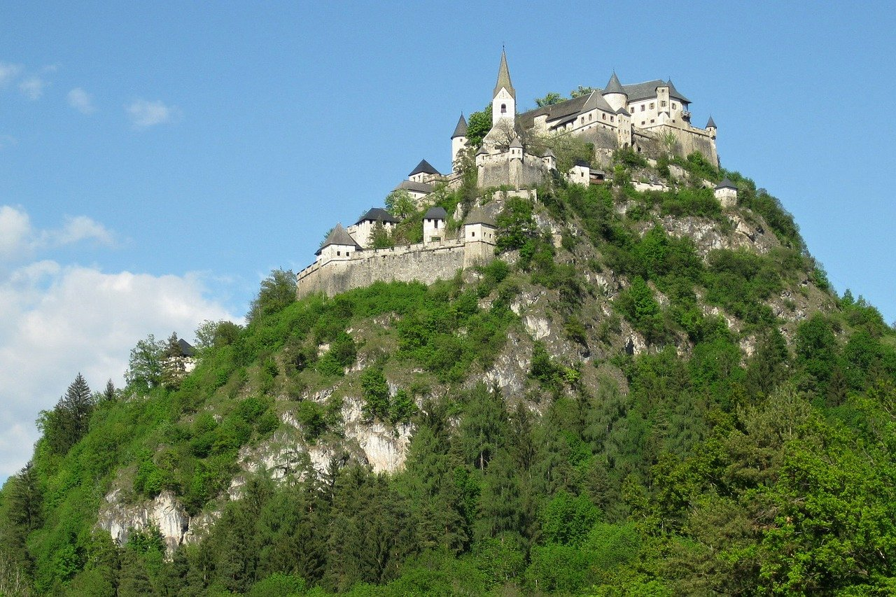 Hochosterwitz Castle, Best Places to Visit in Austria