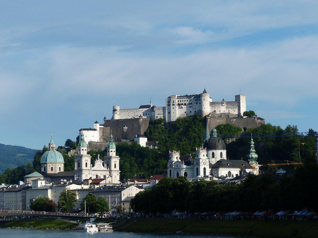 Hohensalzburg Castle, Best Places to Visit in Austria