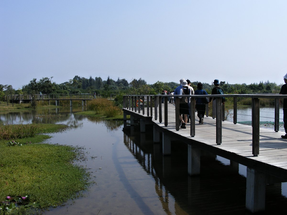 Hong Kong Wetland Park, Places to Visit in Hong Kong