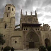 Huesca Cathedral, Huesca, Spain