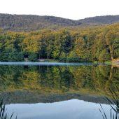 Izra lake, Kosice region, Slovakia