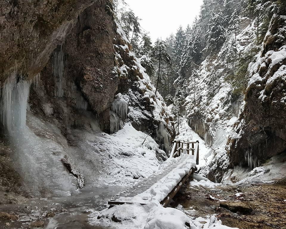 Jánošíkové diery, Malá Fatra National Park, Best places to visit in Slovakia