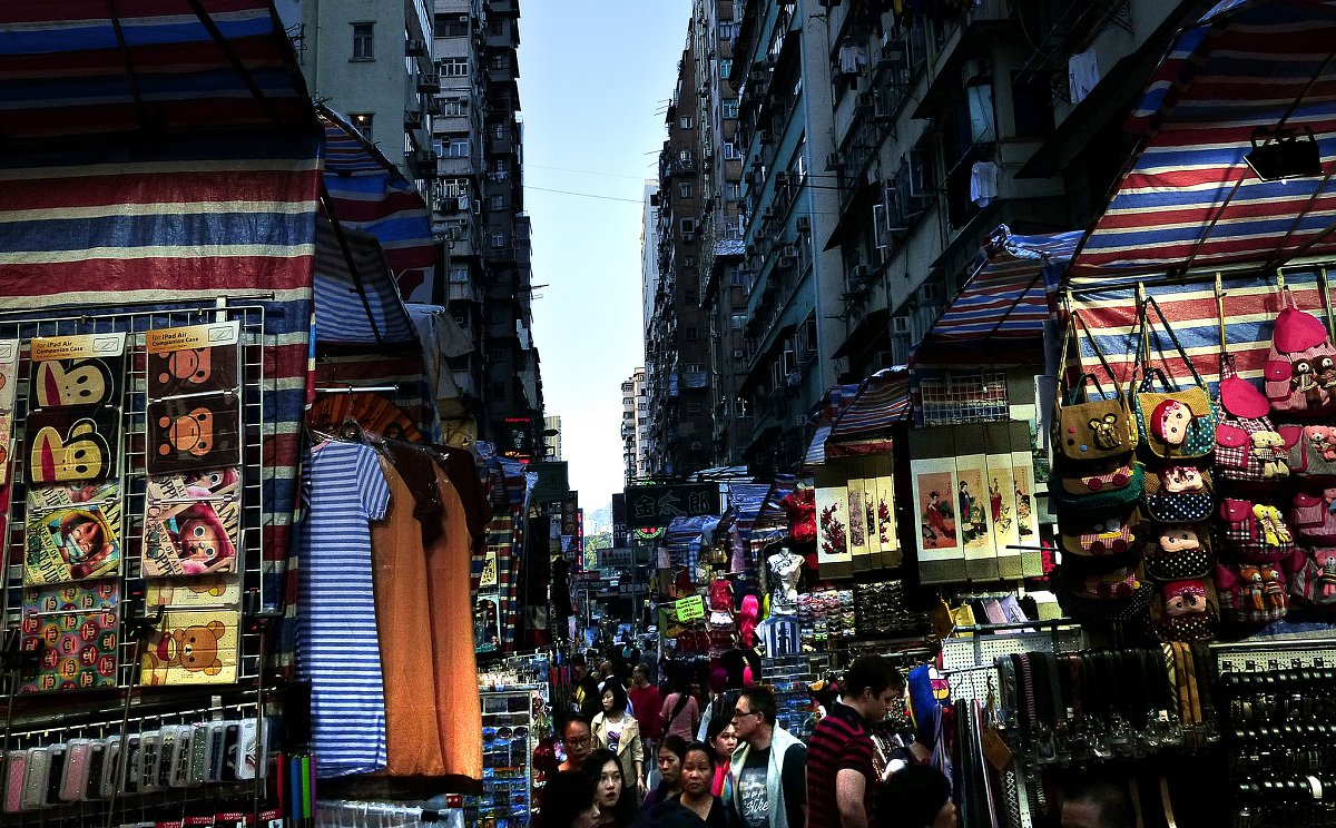 Ladies Street market, Places to Visit in Hong Kong