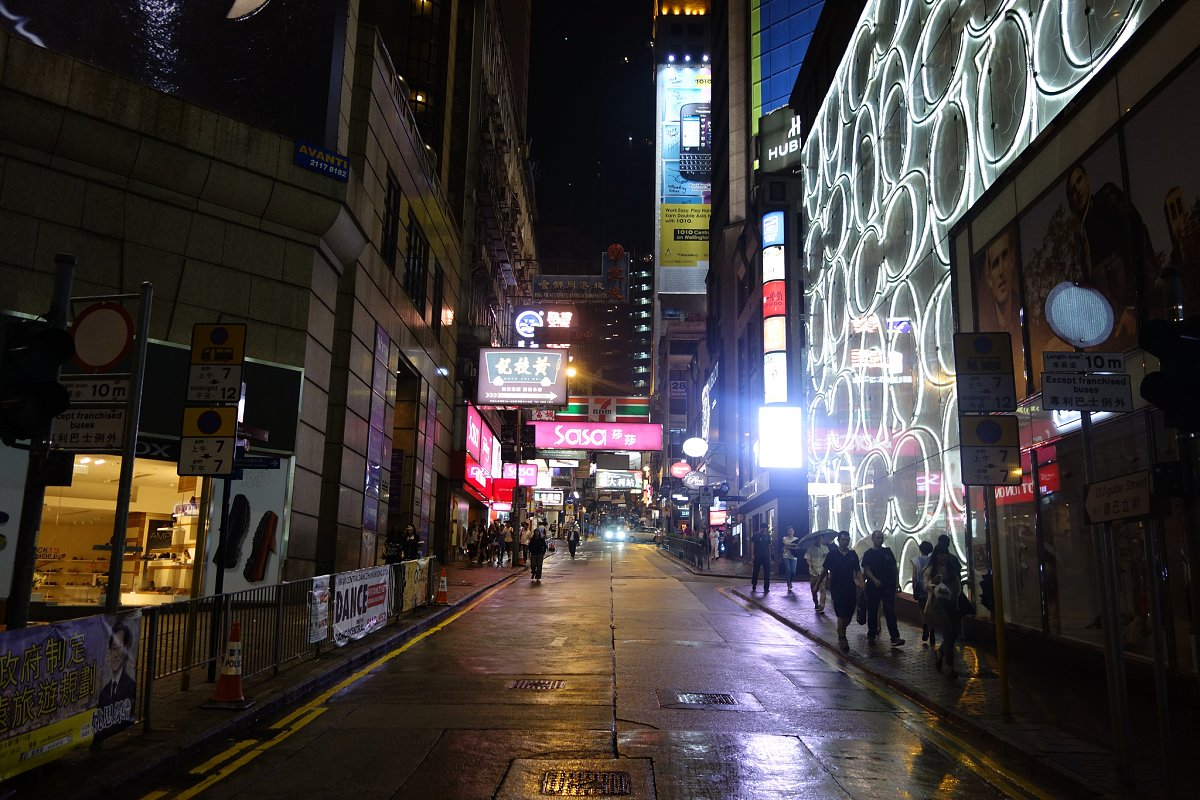 Lan Kwai Fong, Places to Visit in Hong Kong