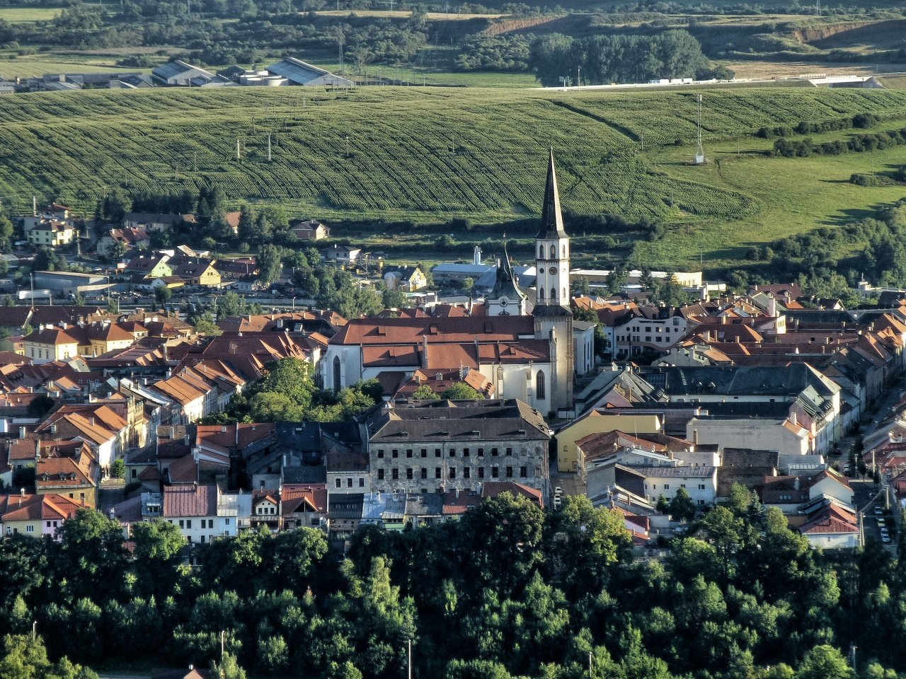 Levoca, Best places to visit in Slovakia – 4