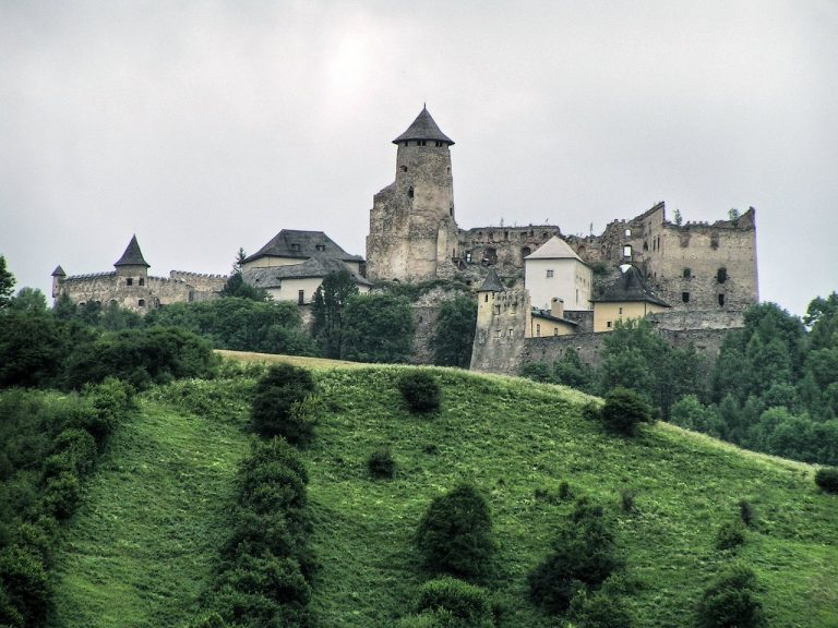 Lubovna Castle, Best places to visit in Slovakia
