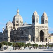 Marseille Cathedral, Cities in France