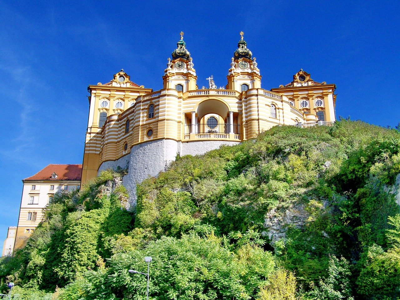 Melk Abbey, Best Places to Visit in Austria