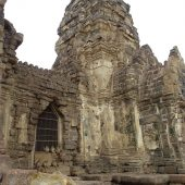 Monkey Temples, Lopburi, Thailand