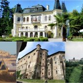 Most beautiful castles in Slovakia