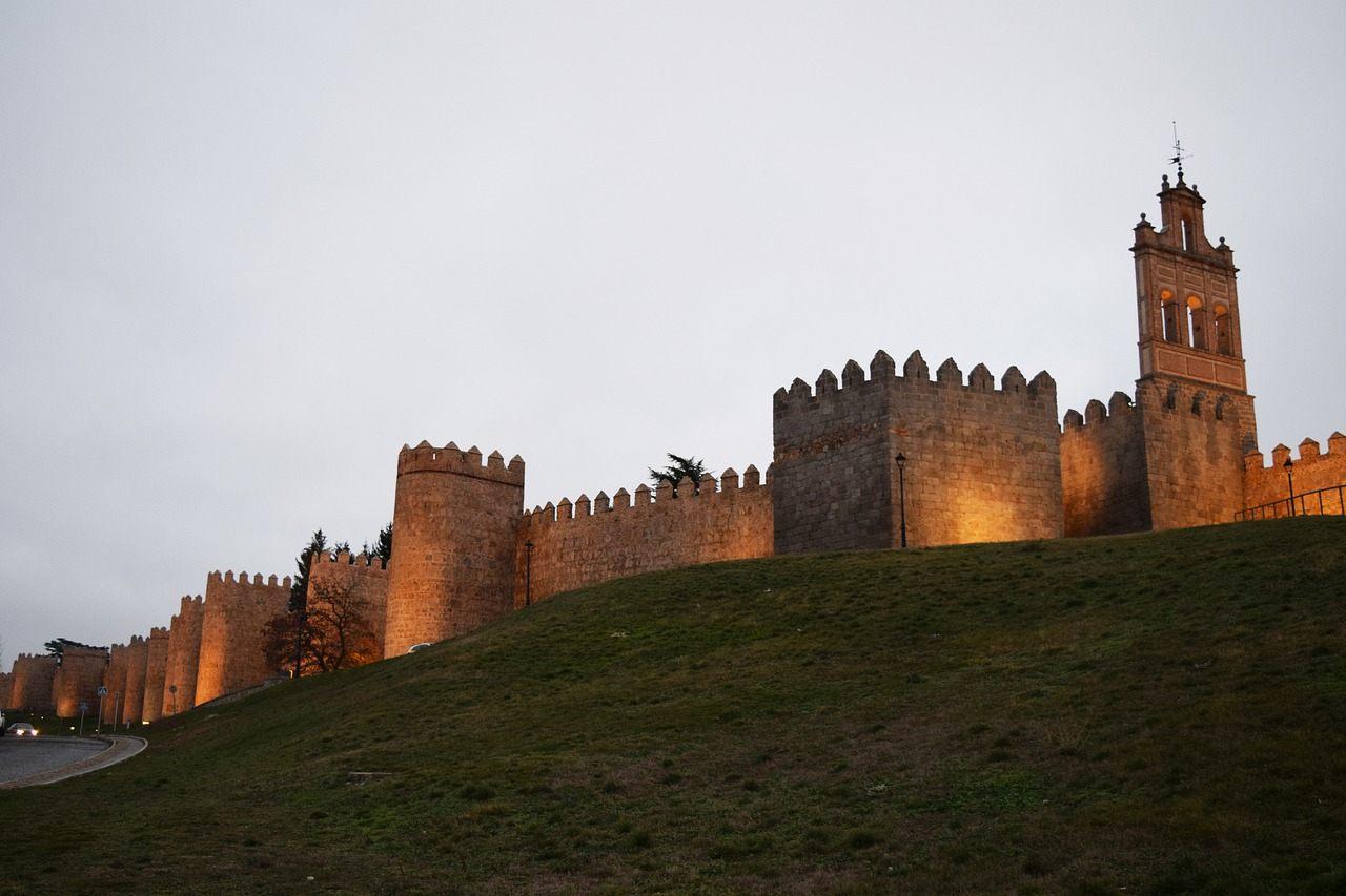 Muralla de Ávila, Spain