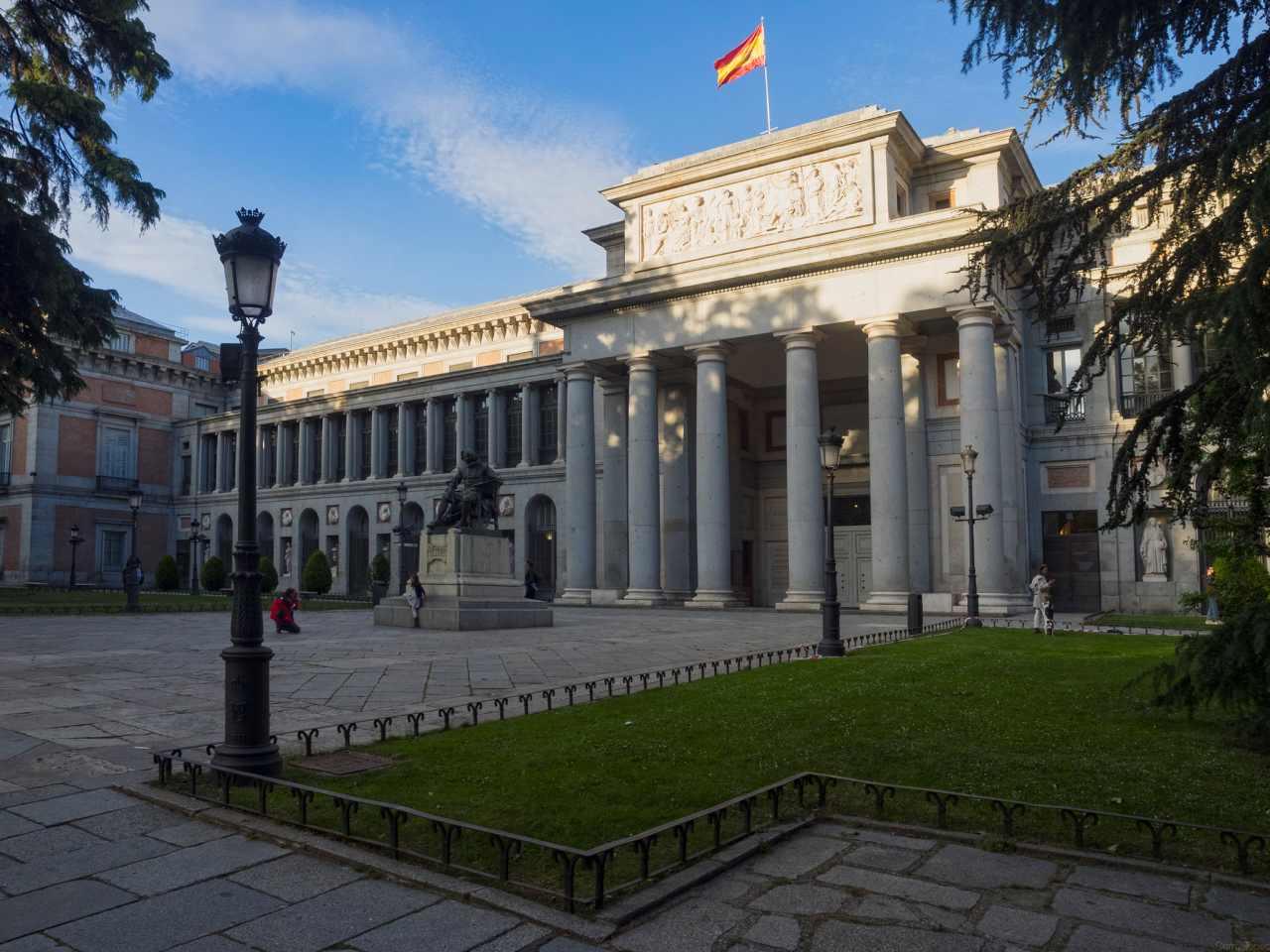 Museo del Prado, Madrid, Spain