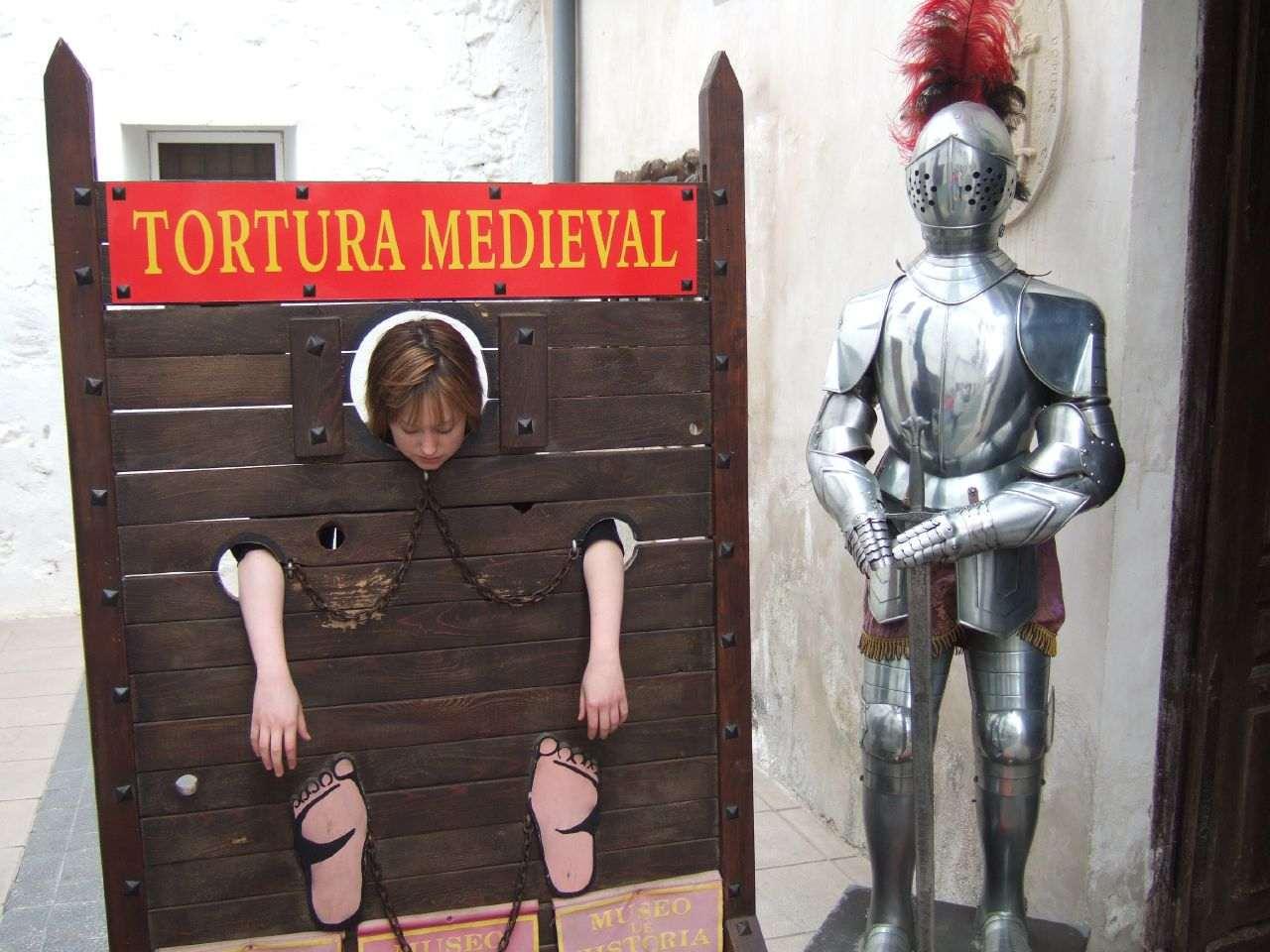 Museum of Torture – Inquisicion, Santillana del Mar, Spain