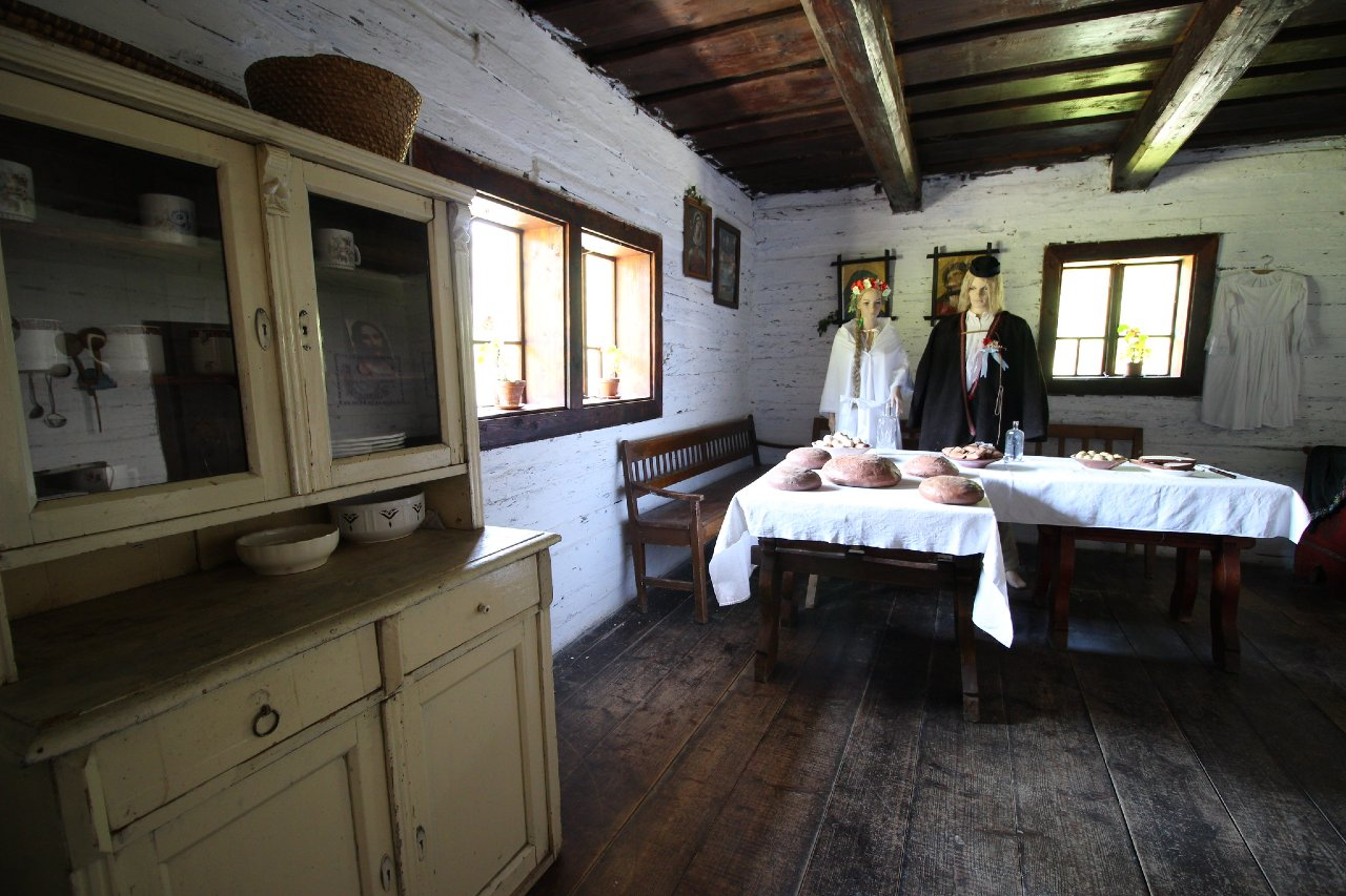Museum of the Kysuce village, Slovakia – 1