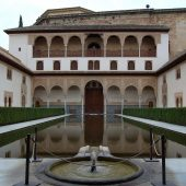 Nasrid Palaces, Granada, Spain