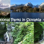 National Parks of Slovakia, Best places to visit in Slovakia