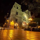 New Cathedral of Cuenca, Spain