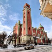 New Evangelical Church in Kezmarok, Best places to visit in Slovakia