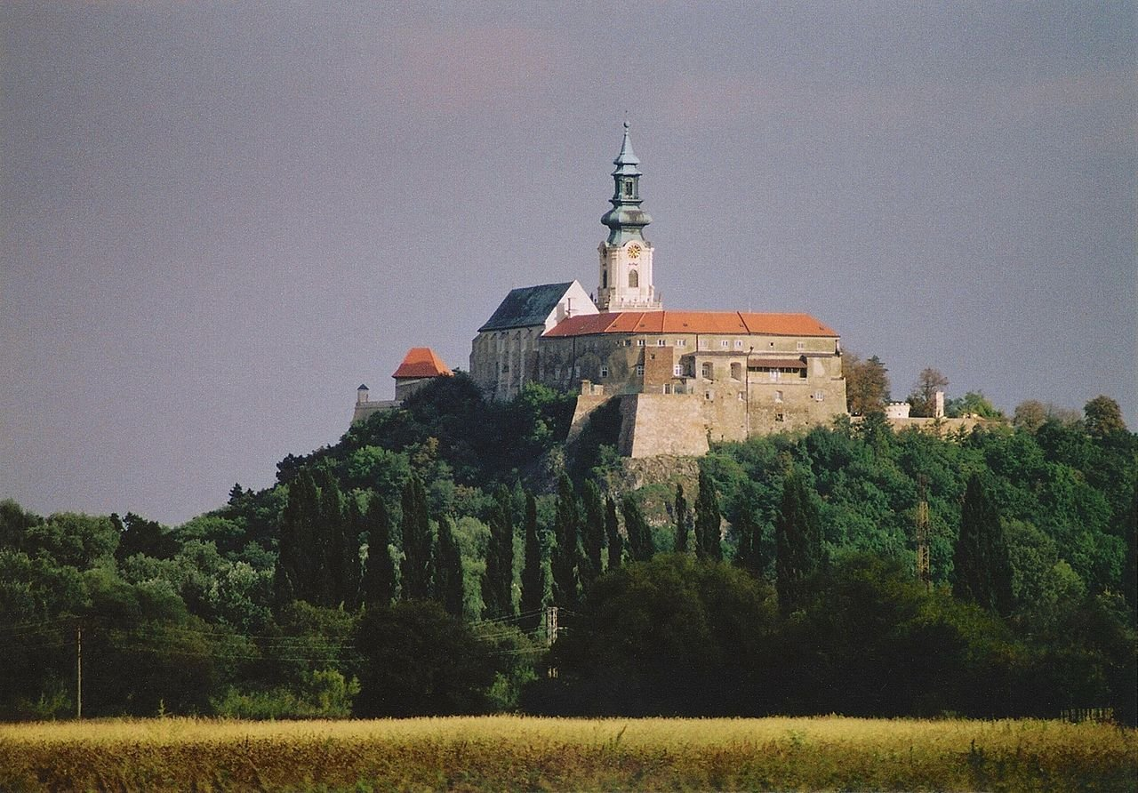 Nitra Castle, Best places to visit in Slovakia