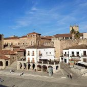 Old Town of Cáceres, Spain