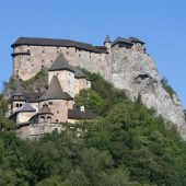 Orava Castle, Best places to visit in Slovakia