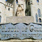 Palacio Gaudi – Museo de los Caminos, Astorga, Spain