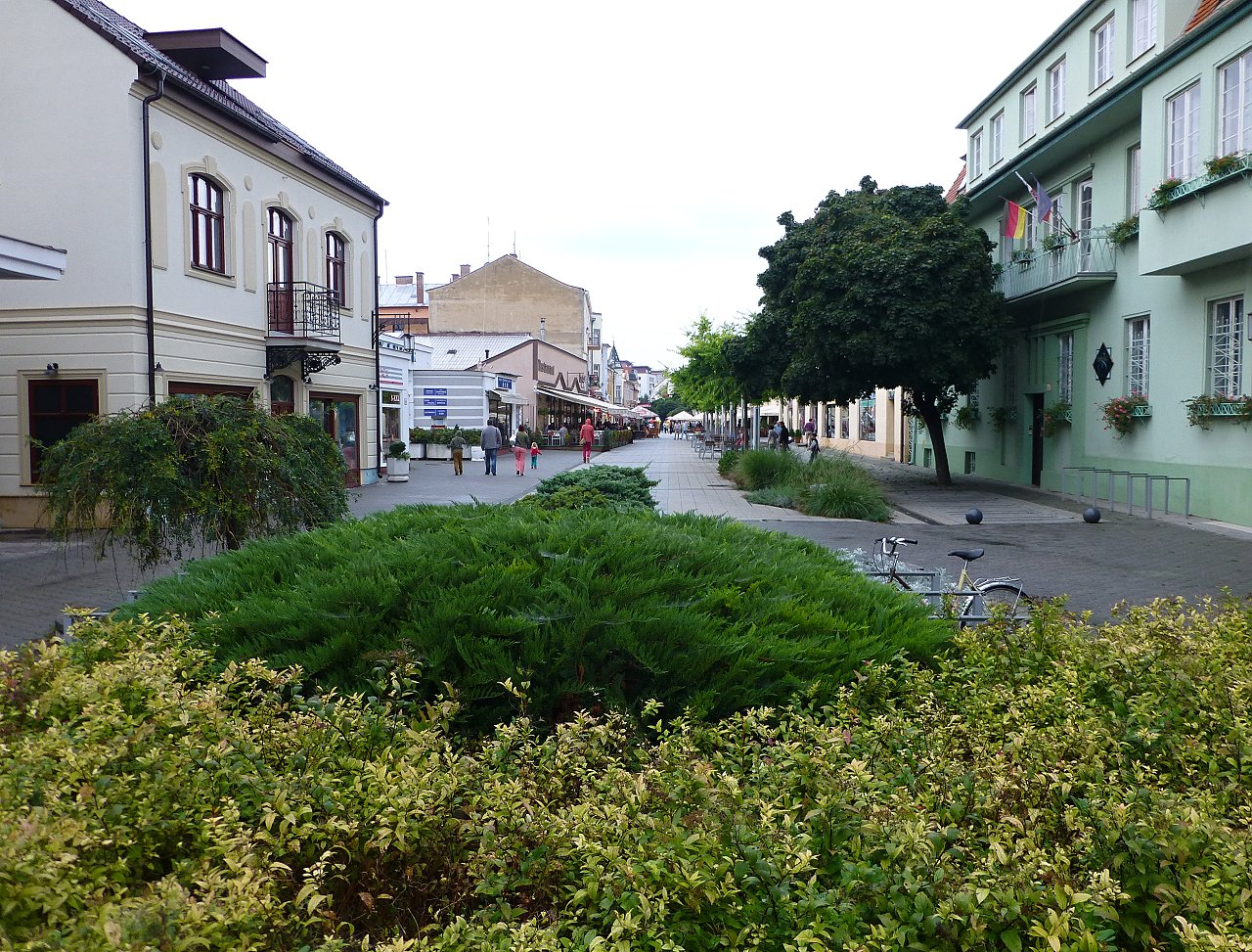 Piestany city center, Best places to visit in Slovakia