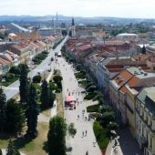 Prešov - panorama, Best places to visit in Slovakia