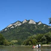 Rafting on Dunajec river, Pieniny National Park, Best places to visit in Slovakia