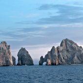 Rocks at Cabo San Lucas, Visit Mexico