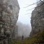 Rocky town Drevenik, Nature reserve, Best places to visit in Slovakia 2