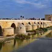 Roman bridge of Cordoba, Cordoba, Spain