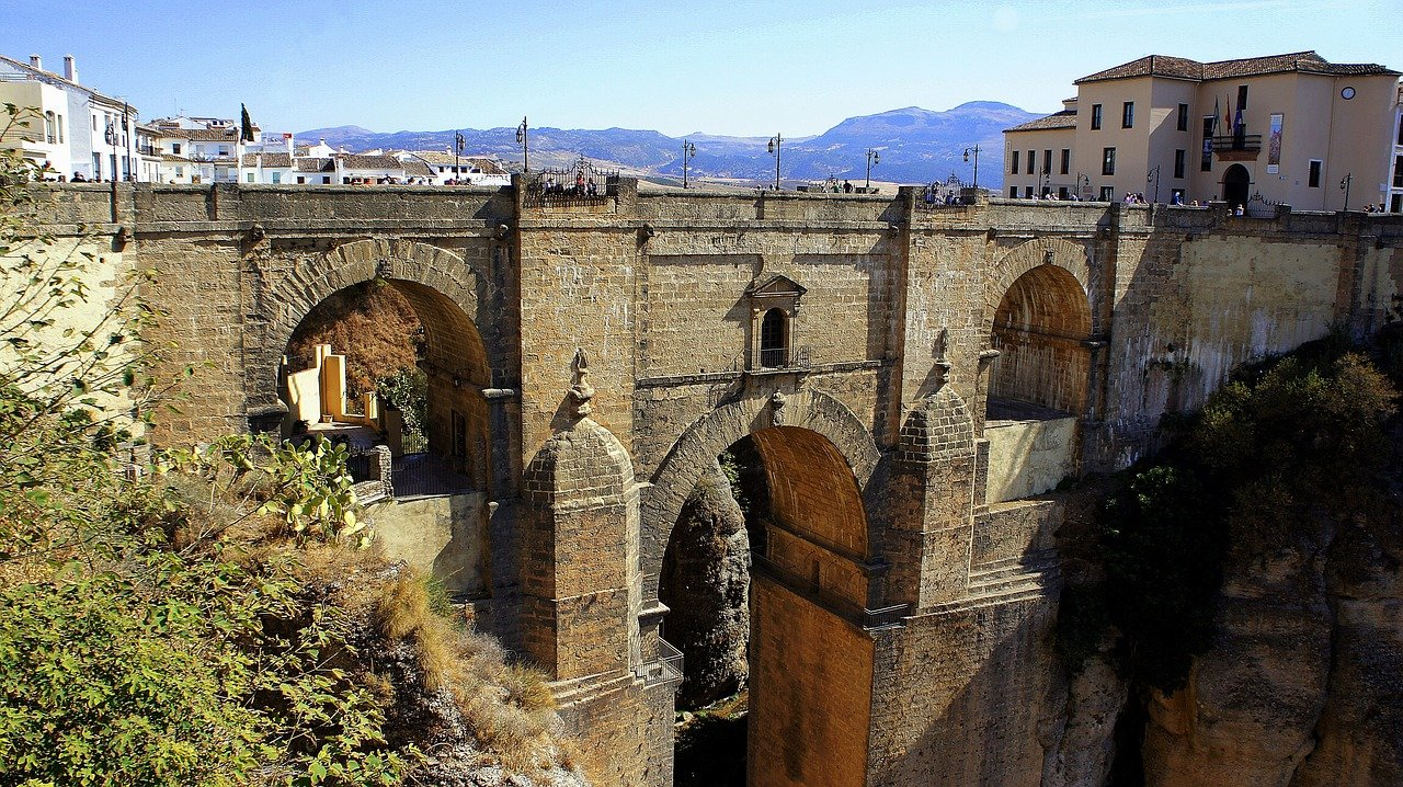 Ronda, Cities in Spain