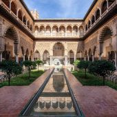 Royal Alcazar Palace, Seville, Spain