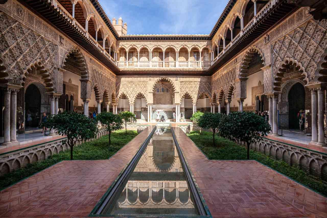 Royal Alcazar Palace, Seville, Spain