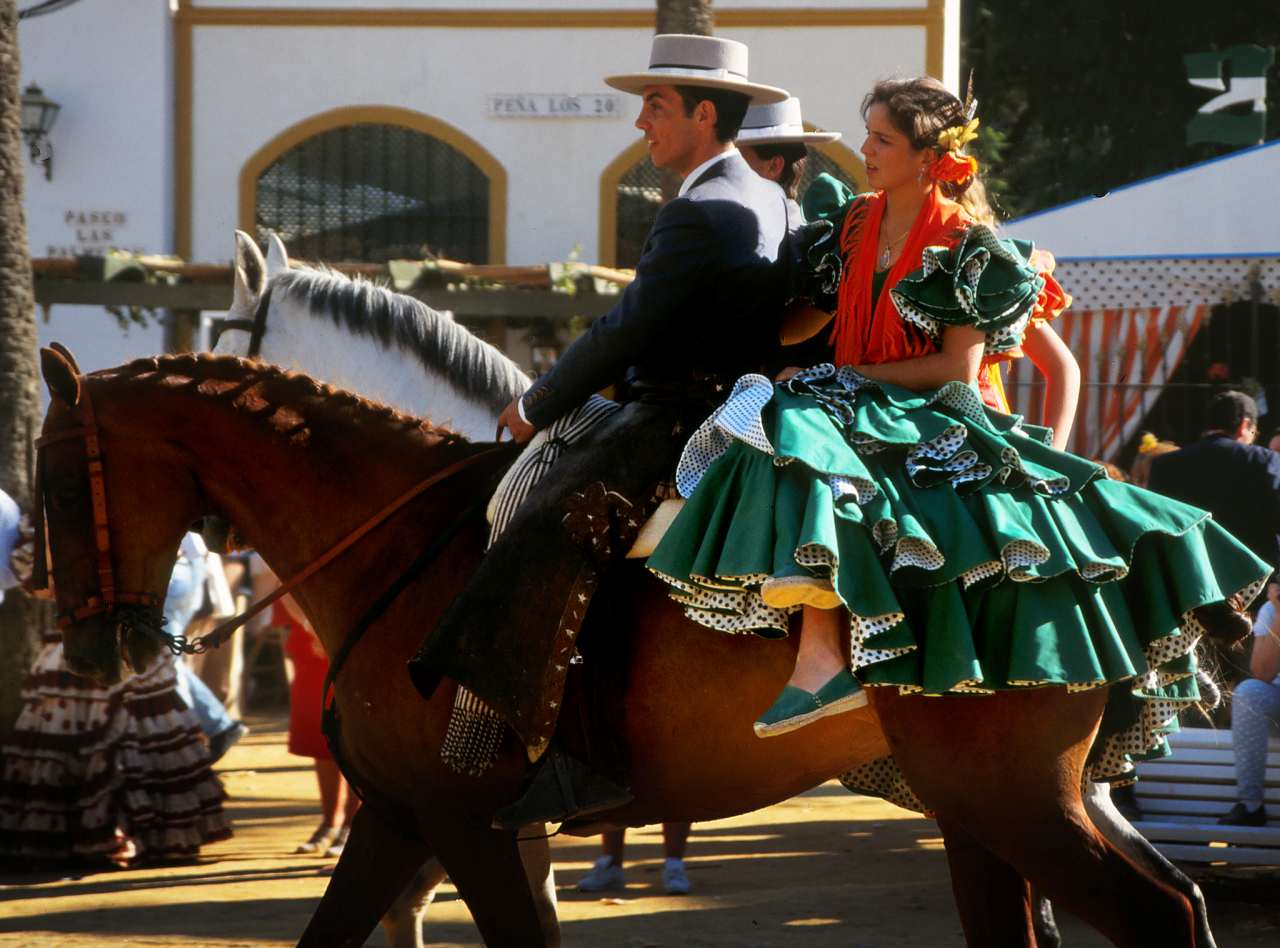 Royal Andalusian School of Equestrian Art, Frontera, Spain