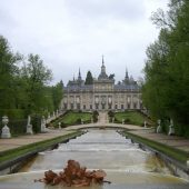 Royal Palace of La Granja de San Ildefonso, Segovia, Spain
