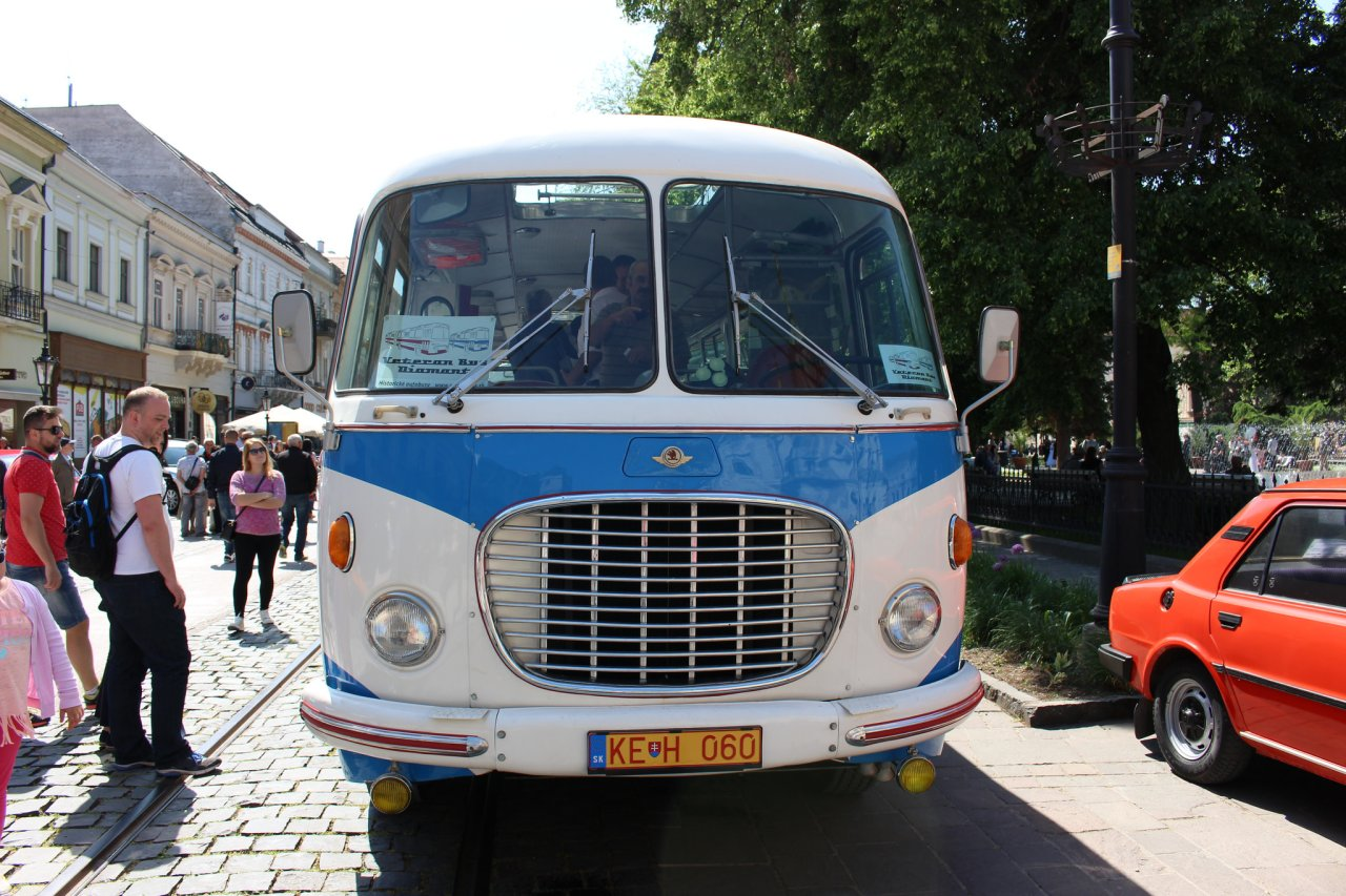 SKODA 706 RTO – 1967, Cassovia Retro 2018, Košice, Slovakia